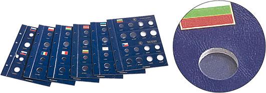 Euro-Münzenalbum