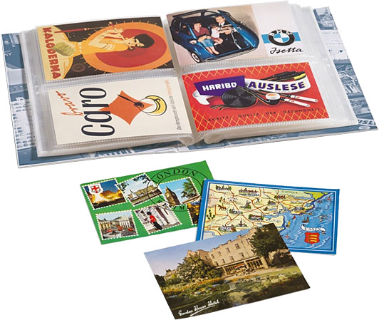 Postkarten Album