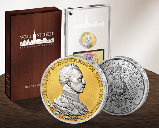 Wall Street Collection – The Heritage Edition