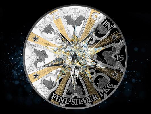 Crystal Giant - Moravian Star