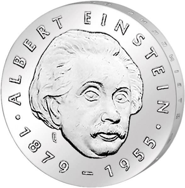 5 Mark  Albert Einstein 1979 A vorzüglich