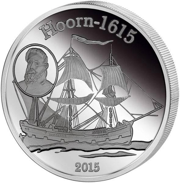 1.000 Francs Kamerum Hoorn 2015