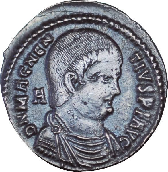 Maiorina Rom Kaiser Magnentius 350-353 n. Chr. Sehr schön