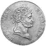 Konventionstaler Silber Hieronymus 1811-1813 Vorzüglich