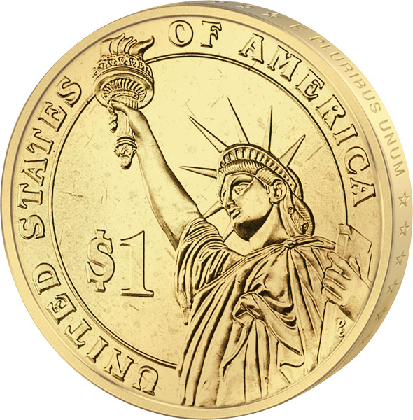 1 Dollar Usa George Washington 2007 1 Dollar Usa Amerikanische