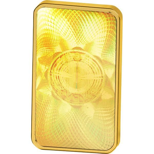 10 Gramm Goldbarren Heraeus Stempelglanz