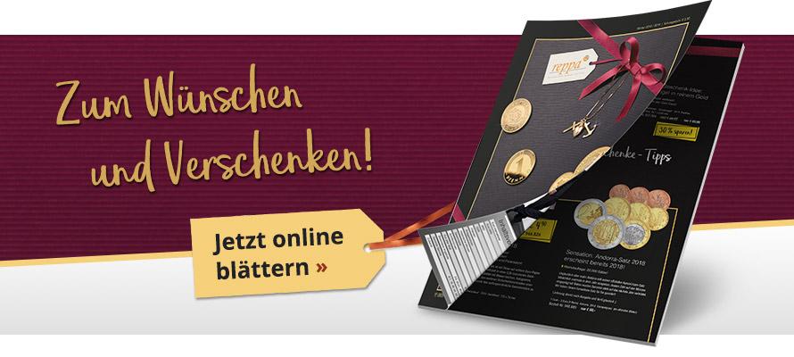 Der Große Reppa Münzen Katalog Jetzt Online Blättern