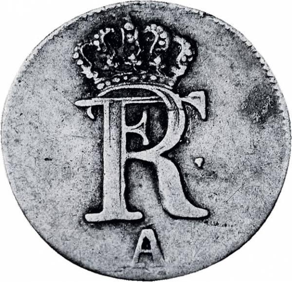 1/48 Taler Brandenburg-Preußen König Friedrich der Große 1764 - 1780