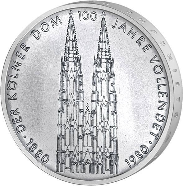 5 DM BRD Kölner Dom