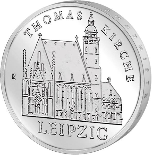5 Mark Thomaskirche Leipzig