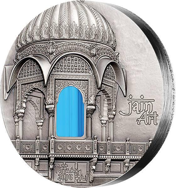 10 Dollars Palau Tiffany Art Amar Sagar