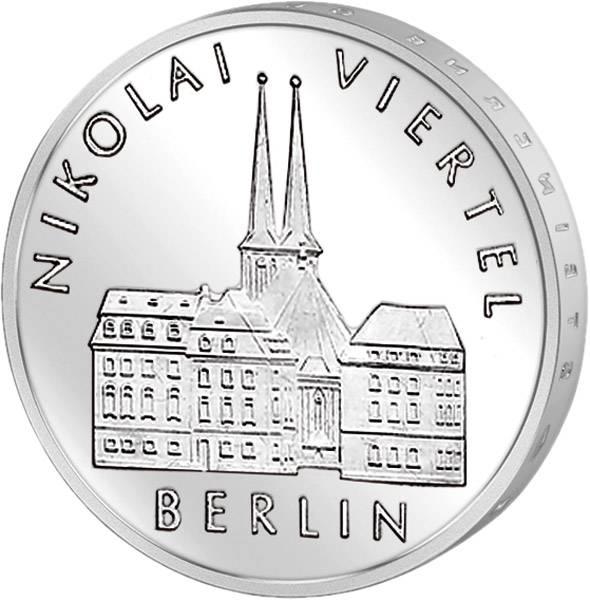 5 Mark Nikolaiviertel Berlin