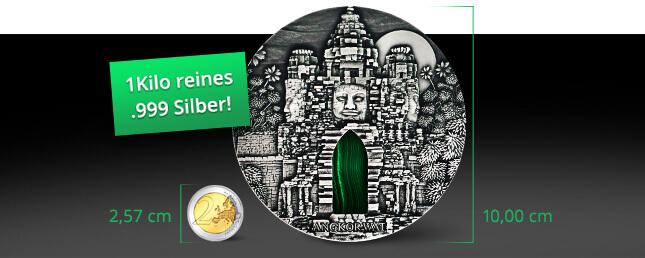 1 Kilo Kongo 2016 – Angkor Wat