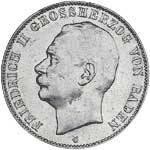 2 Mark Baden Friedrich II. 1911-1913 ss-vz