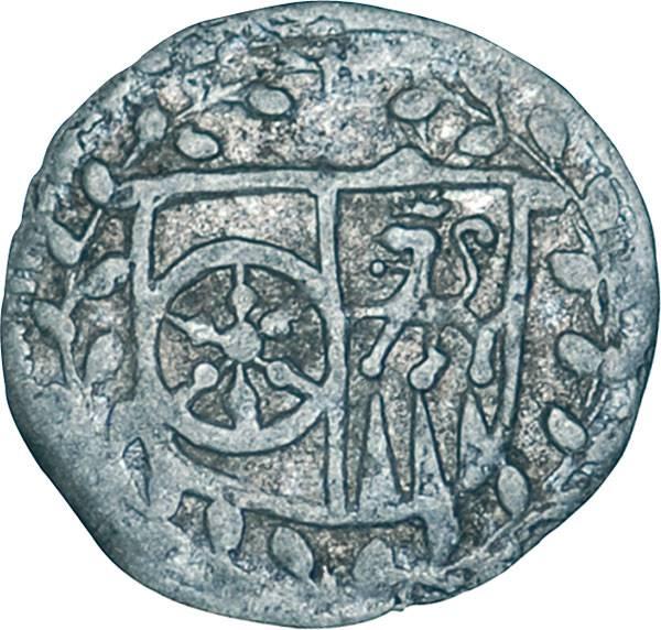 1 Kreuzer Erzbistum Mainz Johann Philipp v. Schönborn 1661 Sehr schön