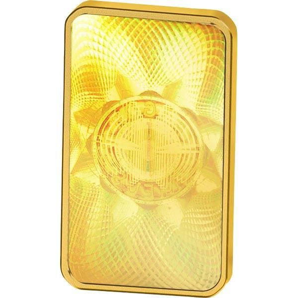 1 Unze Goldbarren Kinebar Stempelglanz