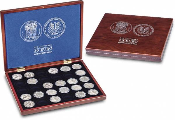 Münzkassette für die deutschen 20-Euro-Gedenkmünzen