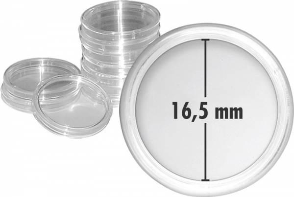 Münzkapseln Innendurchmesser 16,5 mm