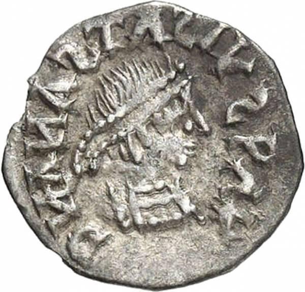 König Theoderich der Große 493-526 Ostgoten, Königreich, vz