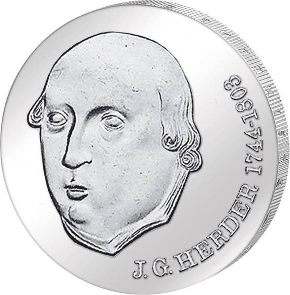 20 Mark Johann Gottfried von Herder