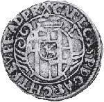 1 Albus Trier Petermännchen 1650-1680 Sehr schön