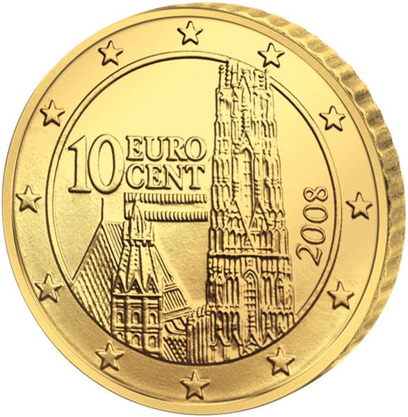Euro Kursmünzensatz österreich österreich Europäische Münzen