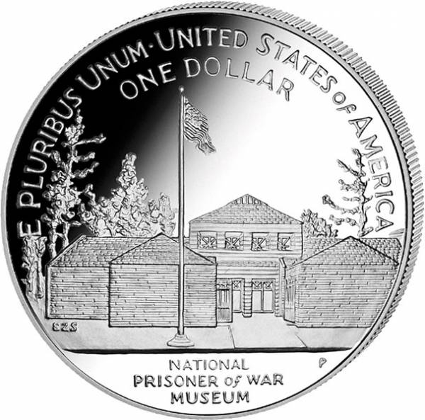 1 Dollar USA Kriegsgefangene
