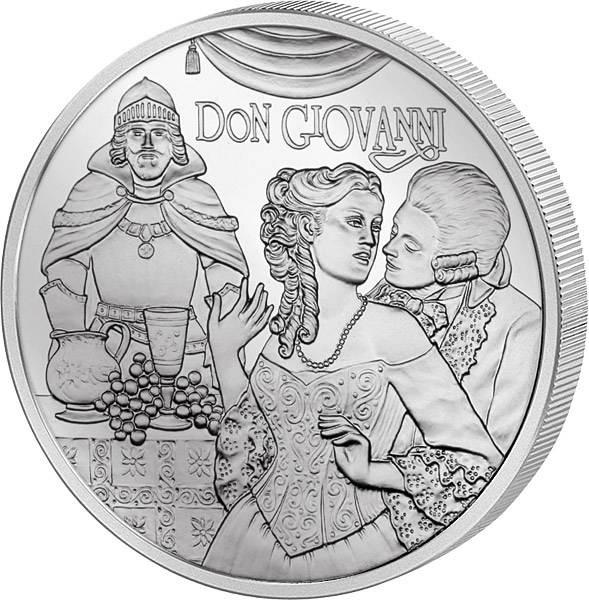 20 Euro Österreich Mozart das Genie