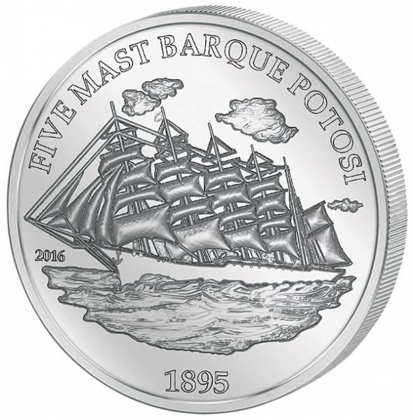 1.000 Francs CFA Benin Potosi 2016