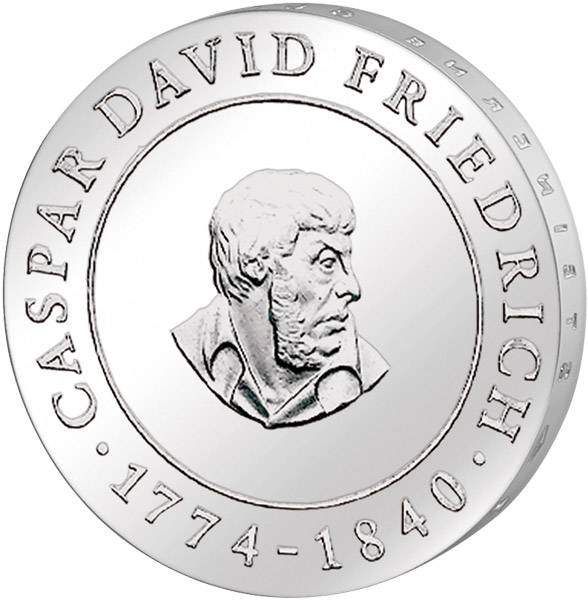 10 Mark Caspar David Friedrich