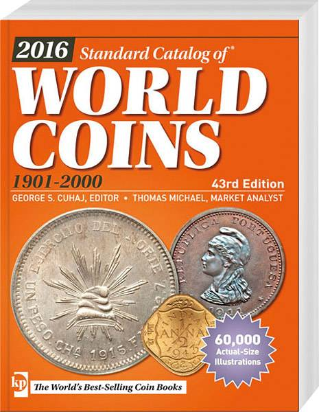 World Coins Katalog 1901 - 2000