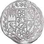 Albus Mainz Erzbischof Johann Philipp von Schönborn 1664 Vorzüglich