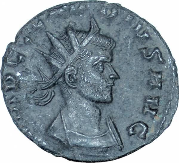 Antoninian Rom Kaiser Claudius II. Gothicus 268-270 n.Chr. Sehr schön
