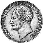 Doppeltaler Heinrich LXXII.