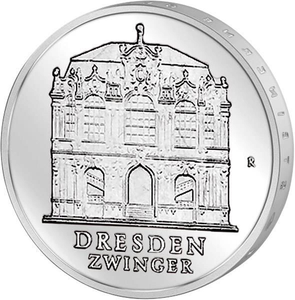 5 Mark Dresdner Zwinger