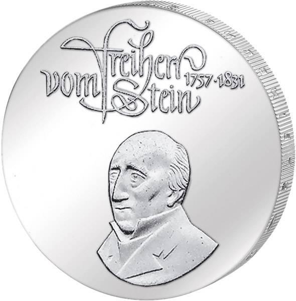 20 Mark Freiherr von Stein