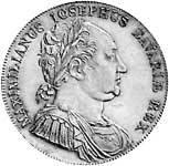 Taler Konventionstaler Maximilian Joseph 1818  vz-pfr