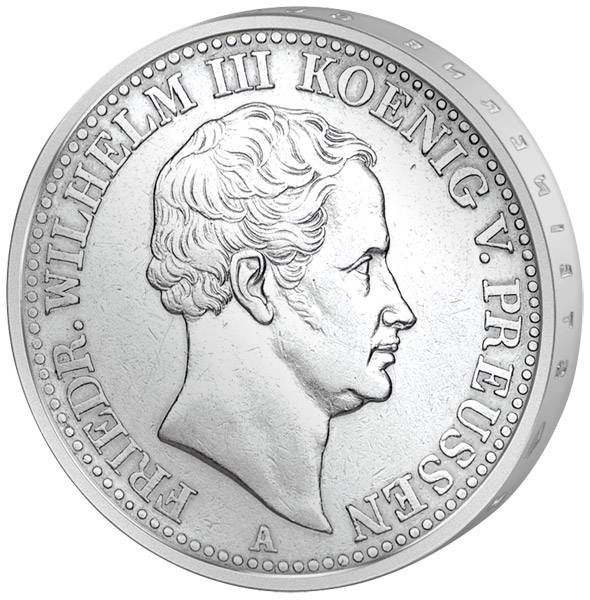 Taler  Friedrich Wilhelm III. 1828-1840  Sehr schön