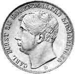 Taler Doppelgulden Carl 1845-1848  vz