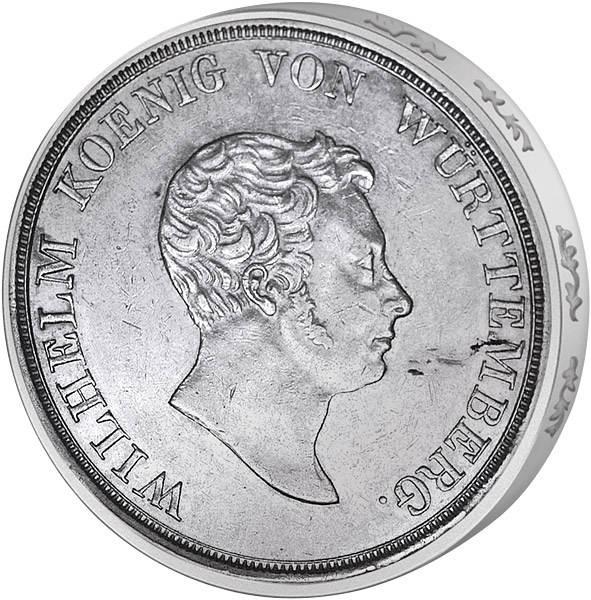 Kronentaler König Wilhelm I.