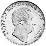 Taler Doppelgulden Leopold 1846-1852  ss-vz