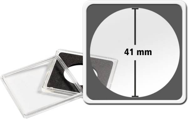 Quadrum Intercept-Kapsel Durchmesser 41 mm
