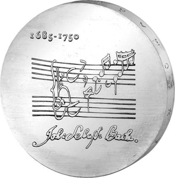20 Mark Johann Sebastian Bach