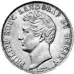 Taler Doppelgulden Philipp 1846  ss-vz
