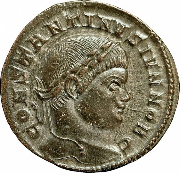 Mittelfollis Rom Kaiser Constantinus II.