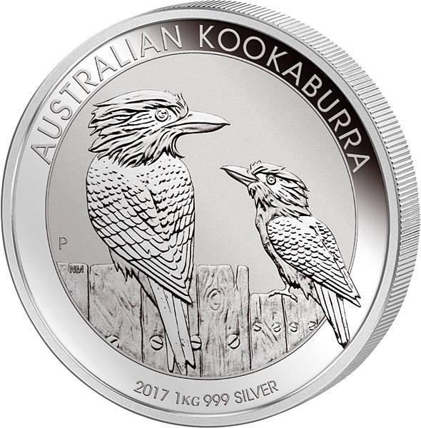 1 Kilo Australien Kookaburra 2017
