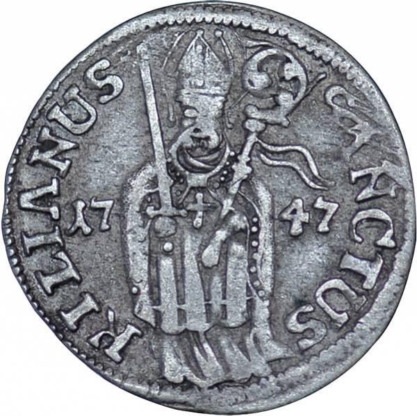 Kilianschilling Würzburg Fürstbischof Anselm Franz von Ingelheim