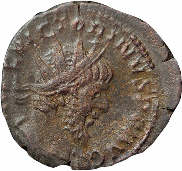 Antoninian Rom Kaiser Victorinus