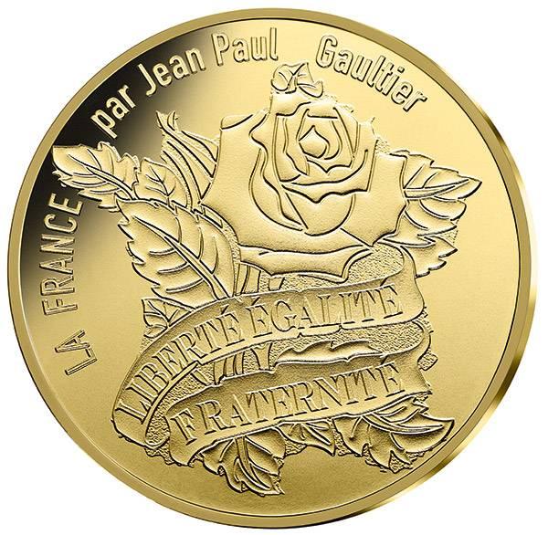 200 Euro Frankreich Jean-Paul Gaultier 2017