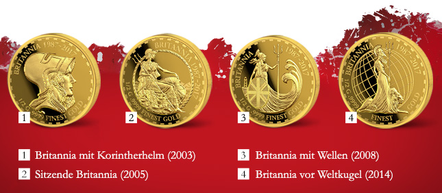Britannia Edition II